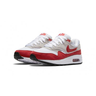 air max 1 rouge et blanche