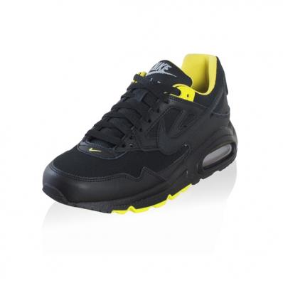 air max noir et jaune