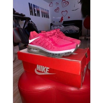 air max rose fluo